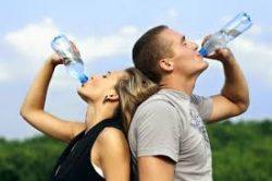 Mantén una Buena hidratación