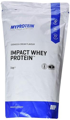 Batido de Proteínas My Protein Impact Whey
