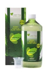 Aloe vera Green Frog puro