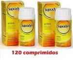 Supradyn activo Q10 90+30 comprimidos
